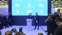 BERLİN TURİZM FUARI - Dışişleri Bakanı Çavuşoğlu Berlin'de