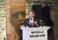 AHMET MISBAH DEMIRCAN - Dr. M. Sinan Genim'e Beyoğlu Nişanı Ve Üstün Hizmet Beratı