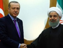İRAN CUMHURBAŞKANı - Erdoğan ile Ruhani Doğu Guta'yı görüştü