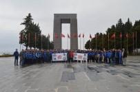 YEREBATAN SARNıCı - Erzincan'da 100 Çocuk İçin Tarihi Ve Kültür Gezisi