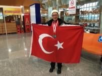 KADER - Erzincanlı Milli Kayakçı Yavuz, Dünya İkincisi Oldu