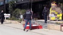 ŞİDDETLİ RÜZGAR - Eskişehir'de Kuvvetli Lodos