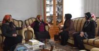 MIMARSINAN - Fatma Çolakbayrakdar Okuma Yazma Öğrenen Kursiyerleri Ziyaret Etti