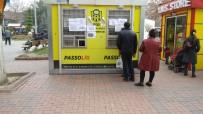 PASSOLİG - Fenerbahçe Maçı Biletlerine Taraftarın İlgisi Az