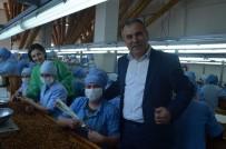 Fındık Fabrikasında Çalışan Kadınlara Kadınlar Günü Süprizi