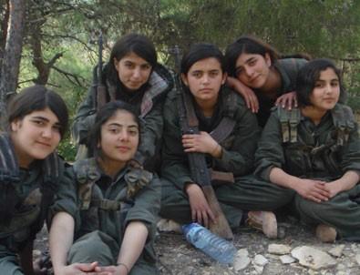 YPG/PKK'nın çocukları kullandığı fotoğraf ortaya çıktı