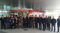 KOCA SEYİT - Havalimanı İtfaiyecilerinden Afrin Şehitleri İçin Lokma Hayrı