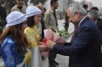 MAHALLİ İDARELER - İçişleri Bakan Yardımcısı Mehmet Ersoy Cizre'de