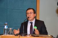 FıRAT ÜNIVERSITESI - İnönü Üniversitesinde Teknoloji Bağımlılığı Paneli