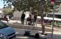 İsrail Güçleri Filistin Üniversitesinde Öğrencilere Saldırdı