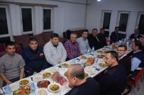 İTFAİYE MÜDÜRÜ - İtfaiye Müdürlüğü Başkan Acar'ı Ağırladı