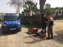 SU SAYACı - Jandarma Ekipleri Hırsızlık Olaylarına Geçit Vermiyor