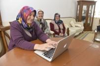 E-DEVLET - Kadınlar; Suruç'tan Japonya'ya Gelinlik, Sinop'tan Amerika'ya El İşi Sattı