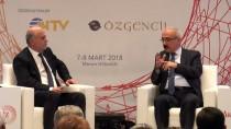 HıZLı TREN - Kalkınma Bakanı Elvan Soruları Yanıtladı Açıklaması