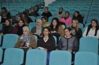 ÖFKE KONTROLÜ - Kars Belediyesi'nde Kadınlar Günü Etkinliği