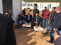 MİMARİ - Kemalpaşa TOKİ'de Çalışmalar Devam Ediyor