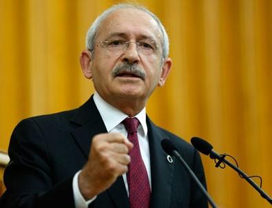 Kılıçdaroğlu'dan MESAM açıklaması
