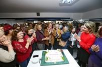KONAKLı - Konaklı Kadınlardan 8 Mart'a Coşkulu Kutlama