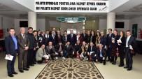 MESLEK LİSESİ - Kosovalı Öğretmenlerden Mustafakemalpaşa'ya Ziyaret