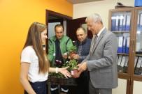 KADINA KARŞI ŞİDDET - Mezitli Belediyesi'nin Kadın Çalışanlarına 8 Mart İzni