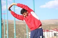 AHMET DEMİR - Milli Atlet Yavuz Ağralı, Kenya'da Kampa Girecek
