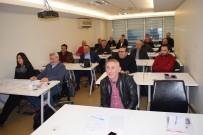 BİLİRKİŞİ RAPORU - MMO'da Temel Bilirkişilik Eğitimleri Devam Ediyor