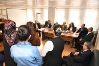 SABIKA KAYDI - Muş'ta Taşeron Çalışanların Sözlü Sınavları Başladı