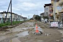 HALUK ALICIK - Nazilli Belediyesi Yol Hamlelerine Hız Kesmeden Devam Ediyor