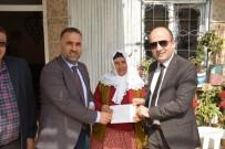 FATMA SEHER - Nazime Nine Kefen Parasını Mehmetçiğe Bağışladı