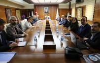 KAPADOKYA - Nevşehir'de Turizm Ve Tanıtım Odaklı İstişare Toplantısı Yapıldı
