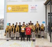 Öğrenciler, TSK'ya Harçlıklarını Bağışladı