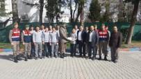 GÜNDOĞAN - Öğrencilerden Mehmetçiğe Destek