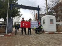 BİSİKLET TURU - Pedalciler Kırıkkale'de