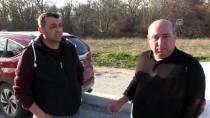 PAZARKULE - Polnet Arızası Nedeniyle Sınır Kapılarında Geçiş Sağlanamıyor