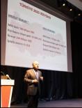 İSMAIL YÜKSEK - Prof. Dr. Muhittin Şimşek, Antalya Bilim Üniversitesinde Konferans Verdi