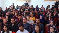 AYDOĞAN - Prof. Dr. Tekdoğan, ''Cinsel Hastalıklar Muhakkak Tedavi Edilmeli''