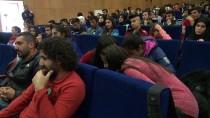 YEŞİLAY HAFTASI - Rallici Çetinkaya Tecrübesini Öğrencilerle Paylaştı