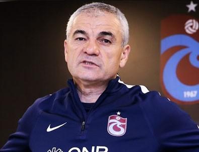 Rıza Çalımbay ile iki farklı Trabzonspor