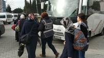 KADIN ÖĞRETMEN - Samsun'da FETÖ'den 8 Bayan Öğretmen Adliyeye Sevk Edildi