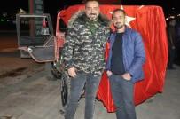 OFF ROAD - Sandıklı'da 'Afrin Harekatına' Destek Konvoyu