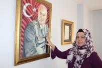 RESSAM - Şehit Binbaşı Kulaksız'ın Eşi Açıklaması 'Babasız Çocuk Büyütebilirim Ama Vatansız Asla'