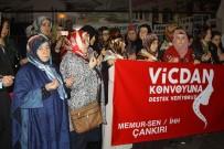 İŞKENCE - Sevgi Konvoyu Sınıra Gidiyor