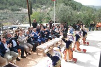 MAHALLE MUHTARLIĞI - Silifke'de Kursiyerlere Sertifika Töreni Düzenlendi