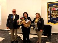 HUZUR EVI - Söke Rotary Kulübü, Kadınlar Günü'nü Unutmadı