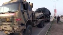 ÖNCÜPINAR - Suriye Sınırına Askeri Sevkiyat