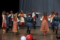 GÖÇ DALGASI - Suriyeli Öğrenciler 'Harman Dalı' Oynadı, Türküler Söyledi