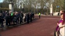 VELİAHT PRENS - Suudi Veliaht Prens Salman, Buckingham Sarayı'nda