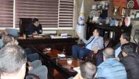 ERDEMIR - Tatvan'da 'Bölge Ekonomisi Ve Yatırım Potansiyelleri' Ele Alındı