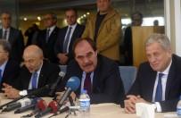 ALPAY ÖZALAN - TFF, Zeytin Dalı'na Destek İçin Kilis'te Toplandı