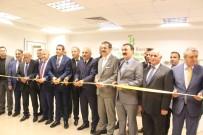 AKDAMAR ADASı - TOBB Başkanı Hisarcıklıoğlu, VANTB'da Laboratuvar Açılışını Gerçekleştirdi